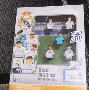 Real Madrid Collector Set Soccer Team OYO SPORTS